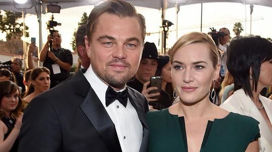 Z udílení cen Screen Actors Guild Awards (leden 2016)