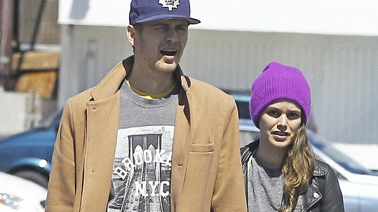 Hayden Christensen a Rachel Bilson v LA