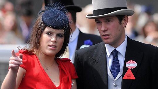 Eugenie chce mít stejnou svatbu jako princ Harry