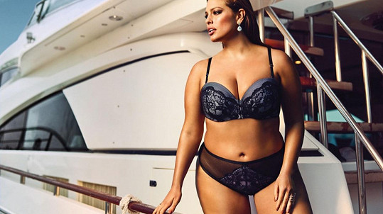 Ashley Graham pro Addition Elle
