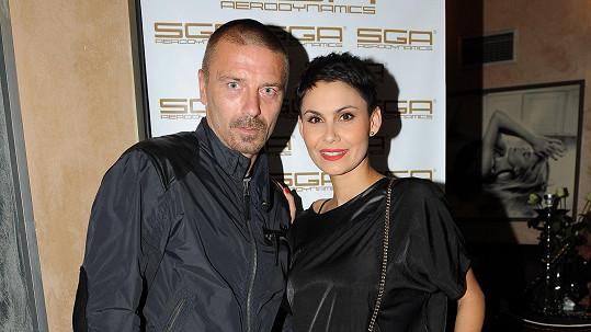 Tomáš Řepka a Vlaďka Erbová se rozvádí.