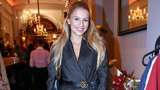 Karolína není jen modelkou, ale i módní influencerkou.