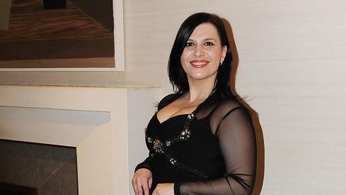 Andrea Kalivodová pořádně hnula s váhou.