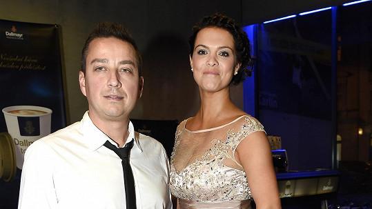 Petr Bende s manželkou Zuzanou