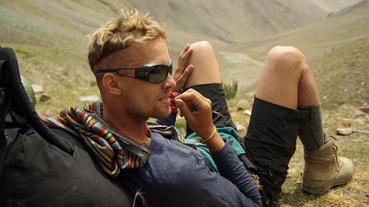 Laco Hudec vyrazil do Malého Tibetu.