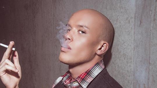 David Bisek se změnil v modela.