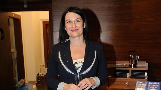 Mirka Čejková vypadá výborně.