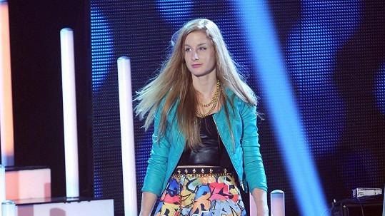 Sabina Křováková je strachy bez sebe.