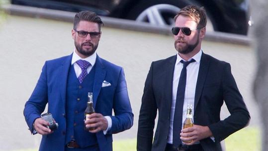 Keith Duffy a Brian McFadden chystají společný comeback.