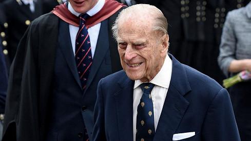 Pohřeb vévody z Edinburghu proběhne ve Windsoru.