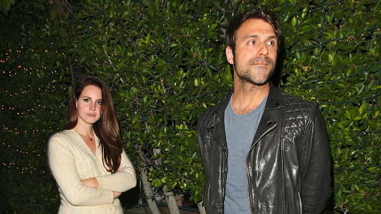 Lana Del Rey a Francesco Carrozzini
