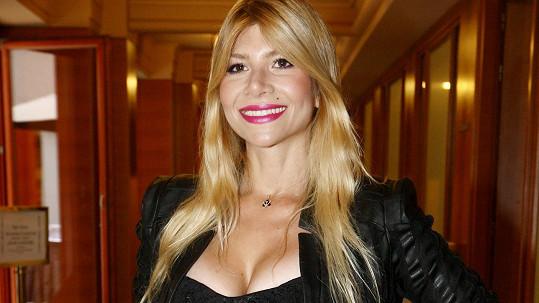 Italská zpěvačka Sushy
