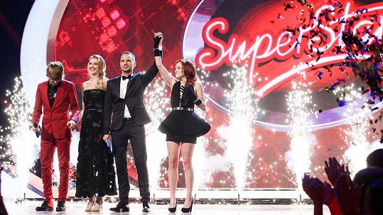 Novou SuperStar je Emma Drobná.