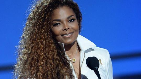Janet Jackson obdržela jednu z cen na letošním udílení BET Awards.