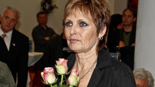 Olga Matušková v Čechách zažívá samé smutné věci.
