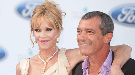 Melanie na rozvodu s Antoniem vydělá.