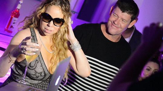 Mariah Carey právě zjistila, že na playlistu nejsou její písně...
