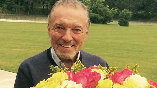 Karel Gott slaví narozeniny...