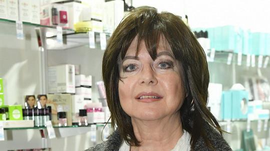 Marie Tomsová patřila mezi elitu českých hlasatelek.