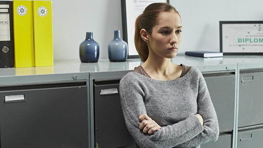 Eliška Křenková nastupuje do seriálu Specialisté.