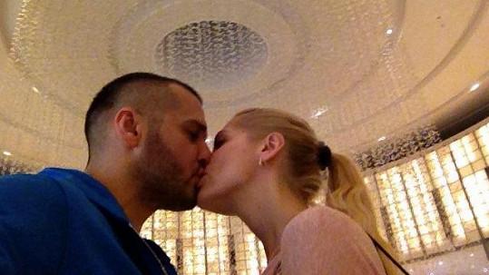 Dara a Patrik se o svůj prvomájový polibek podělili se svými fanoušky.