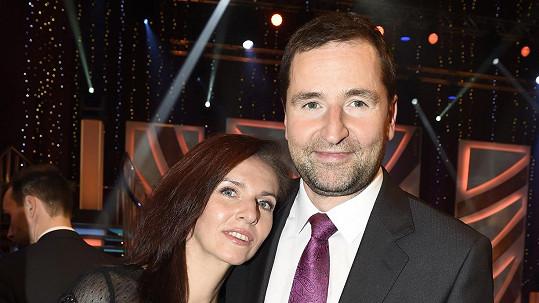 Nora Fridrichová a Robert Záruba