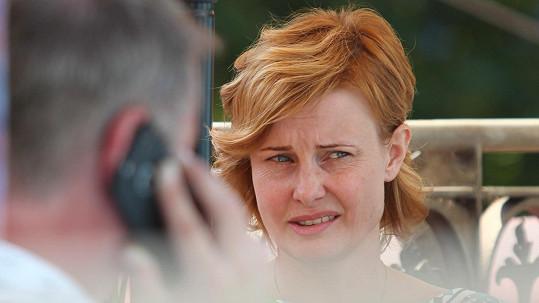 Tohle je pravá tvář herečky Jitky Schneiderové...