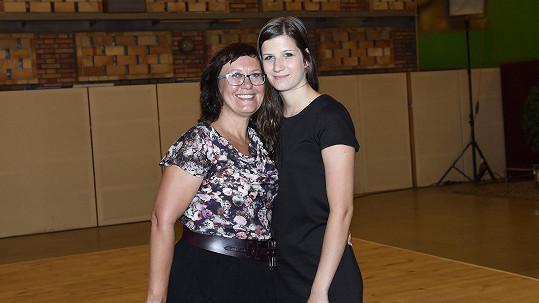 Kateřina Cajthamlová s dcerou Annou