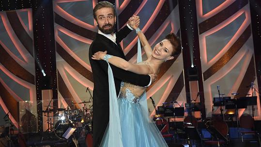 Roman Zach a Andrea Třeštiková končí ve StarDance.