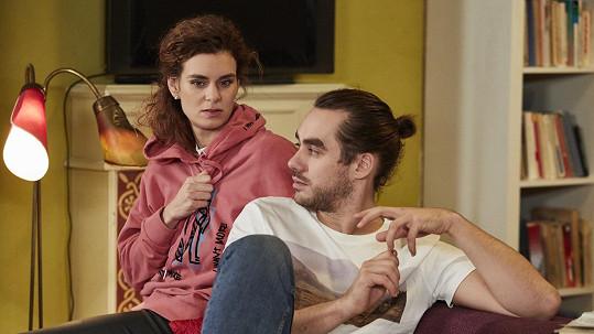 Patrik a Markéta Děrgelovi se těší na druhého potomka.