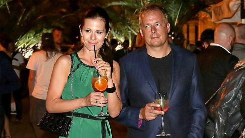 Jana Doleželová a její přítel David Trunda se stali rodiči.