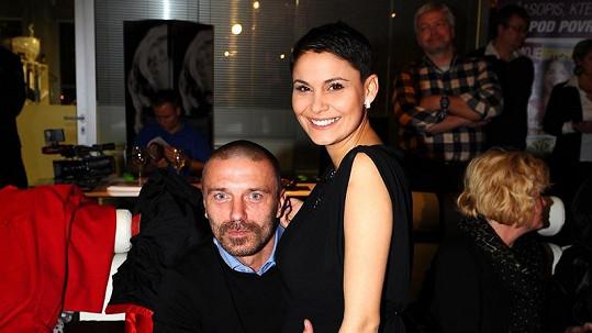 Vlaďka Erbová a Tomáš Řepka se těší na přírůstek.