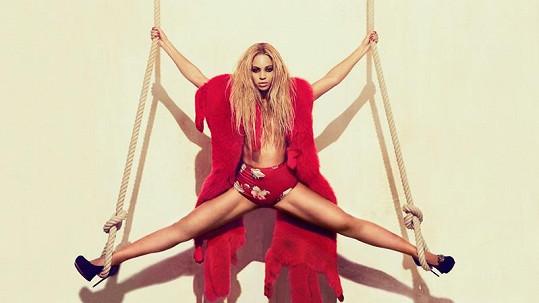 Beyoncé se stala Nejkrásnější ženou světa.