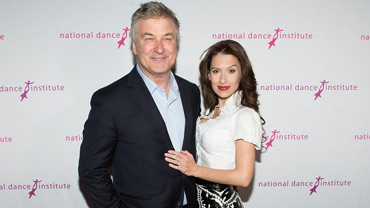 Alec Baldwin s manželkou Hilarií