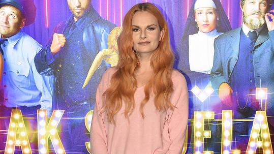 Iva Pazderková by se ráda stala maminkou.
