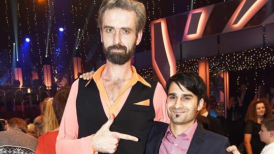 Roman Zach a Radek Banga