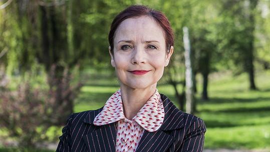 Miroslava Pleštilová oslavila dvaapadesáté narozeniny.