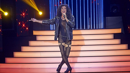 Roman Vojtek jako Cher