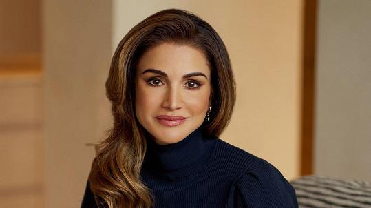 Královna Ranija Jordánská
