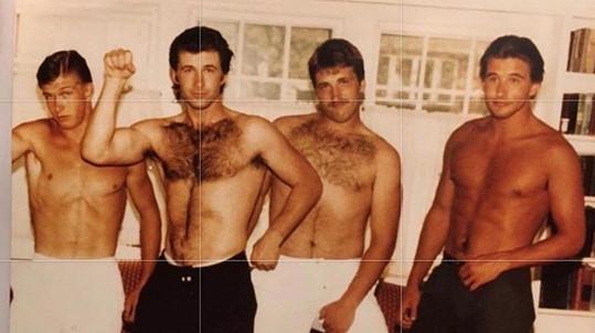 Alec Baldwin a jeho bratři