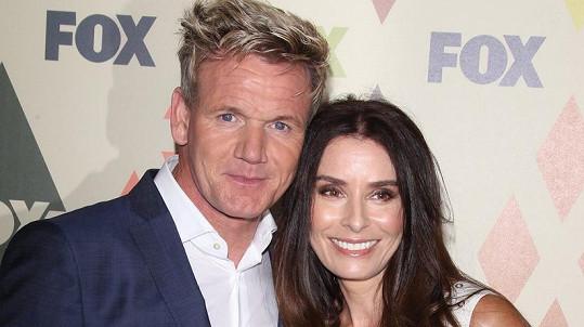 Gordon Ramsay čeká s manželkou pátý přírůstek do rodiny.