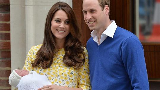 Děti Britky Moniky Tan budou slavit narozeniny ve stejné dny jako královské potomstvo.