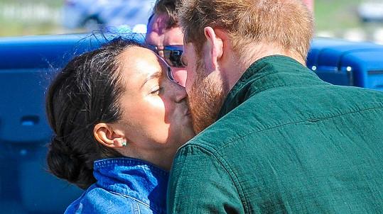 Harry a Meghan za sebou mají další den návštěvy Kapského Města.