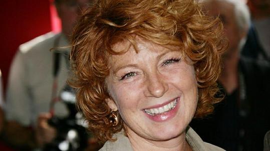 Véronique Genest, která už od roku 1992 hraje komisařku Julie Lescaut.