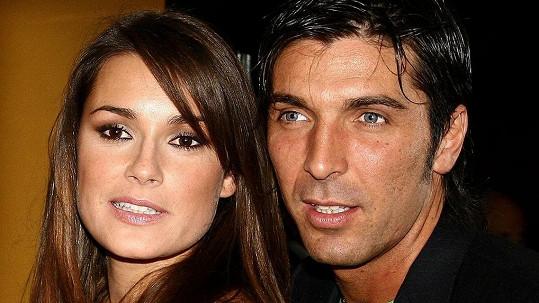 Aleně by účast v soutěži mohla pomoci oprostit se od záletného Gigiho Buffona.