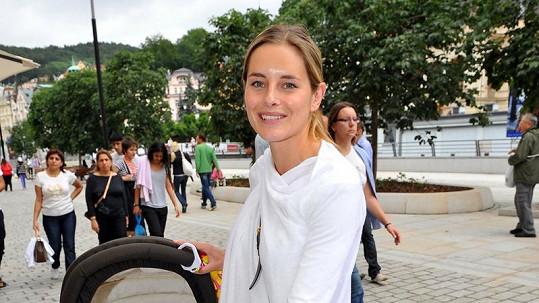 Jarmila Tabačková má zpět svoji štíhlou postavičku.