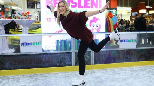Zorka Hejdová miluje všechny sporty