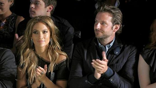 Jennifer Lopez a Bradley Cooper