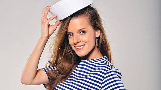 Sandra Černodrinská si zahraje v novém seriálu.