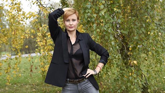 Jitka Schneiderová se do tance zamilovala.